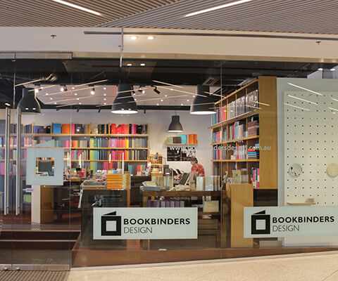 bookbinders design galleria melbourne