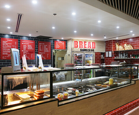 bread sandwich bar galleria melbourne