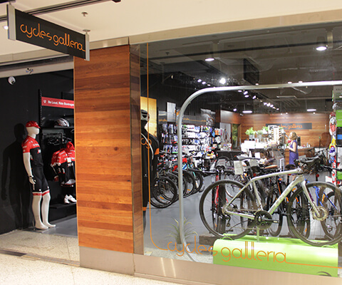 cycles galleria melbourne