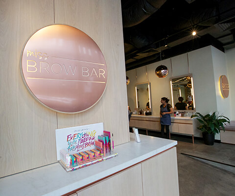 the brow bar galleria melbourne